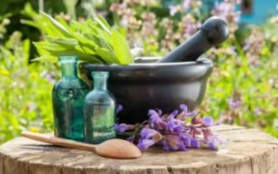 Herbs and Oils for Good Luck