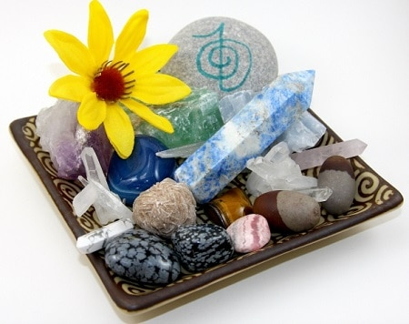 Crystal Ascension Reiki
