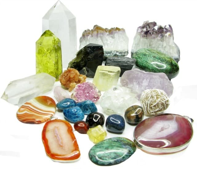 Crystal Light Crystal Therapy Course