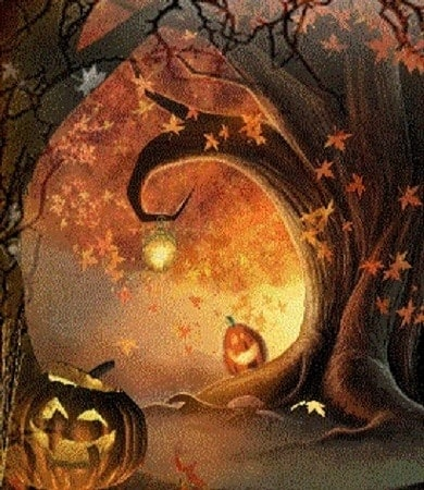samhain halloween all hallows eve celebration peacefulmindcom