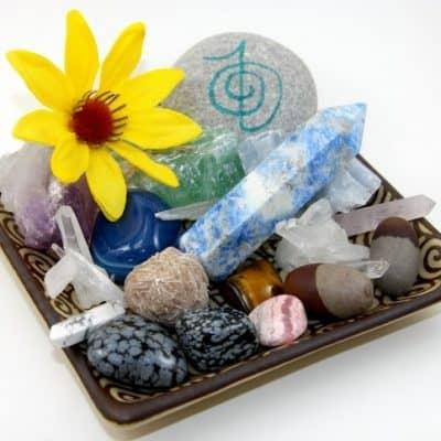 Crystal Reiki Course