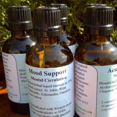 Herbal Tincture Formulas
