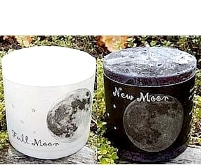 Moon Candles