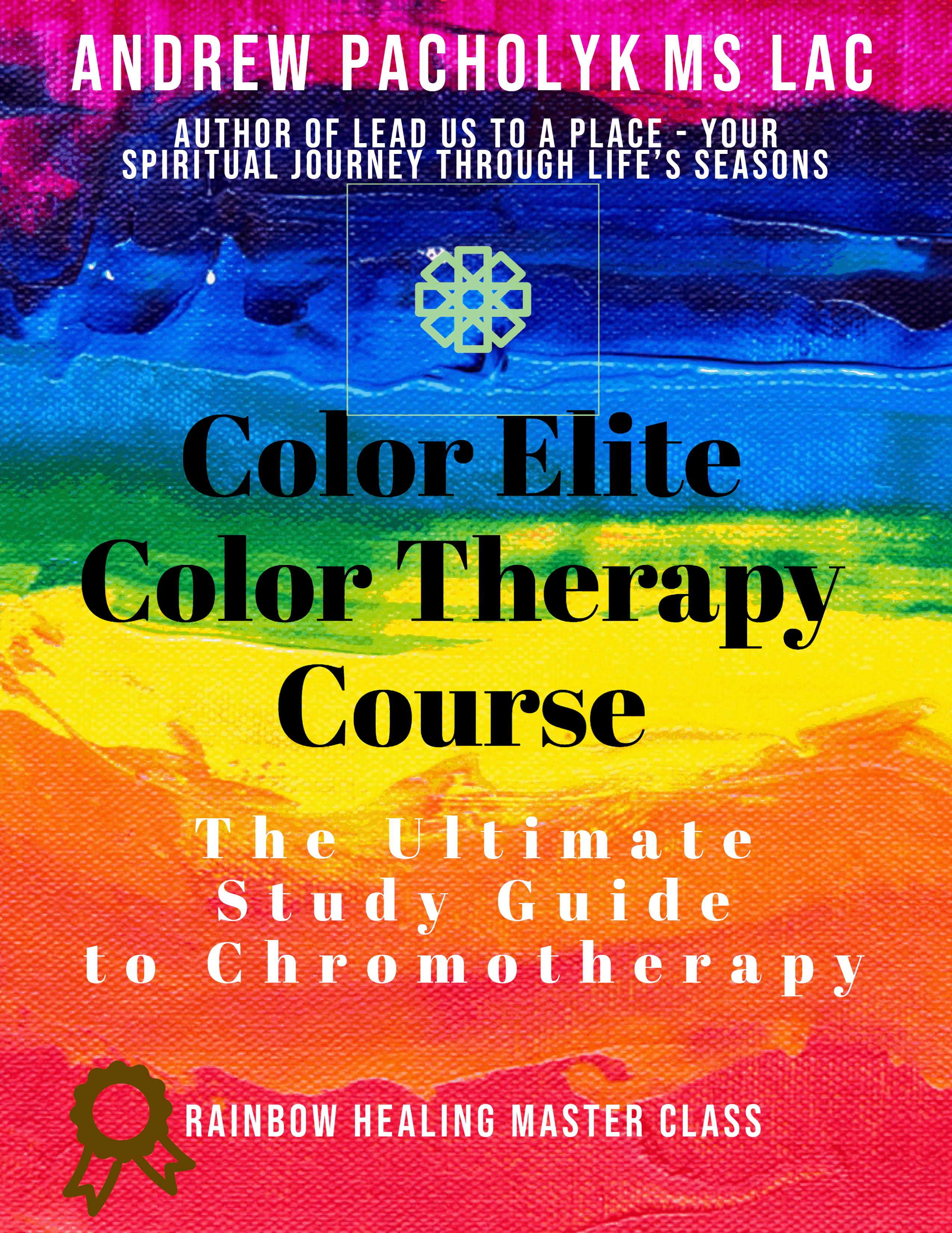 Color Elite Color Therapy Course