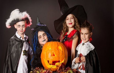 Tips and Treats for a Healthy Halloween