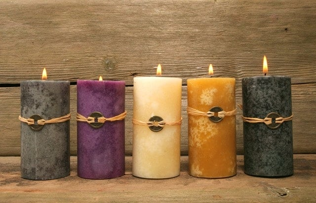 Feng Shui Element Candles