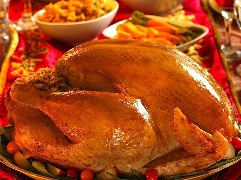 Thanksgiving: Planning A Healthy Dinner