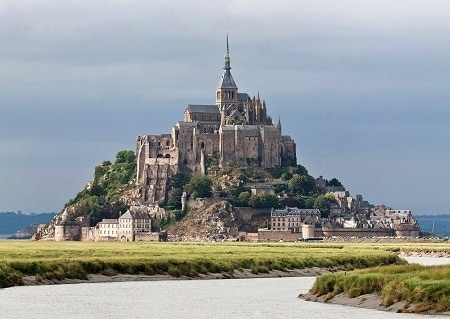 Soul Satisfying Journeys: Mont Saint Michel