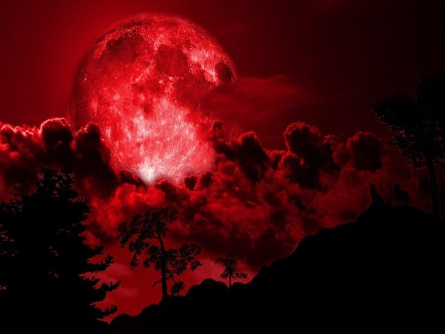 """Change and the Super """"Blood"""" Moon Eclipse"""