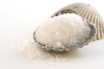 Healing Remedies with Sea Salt