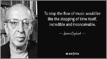 Fanfare for Aaron Copland