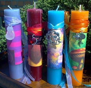Wonderland Candles