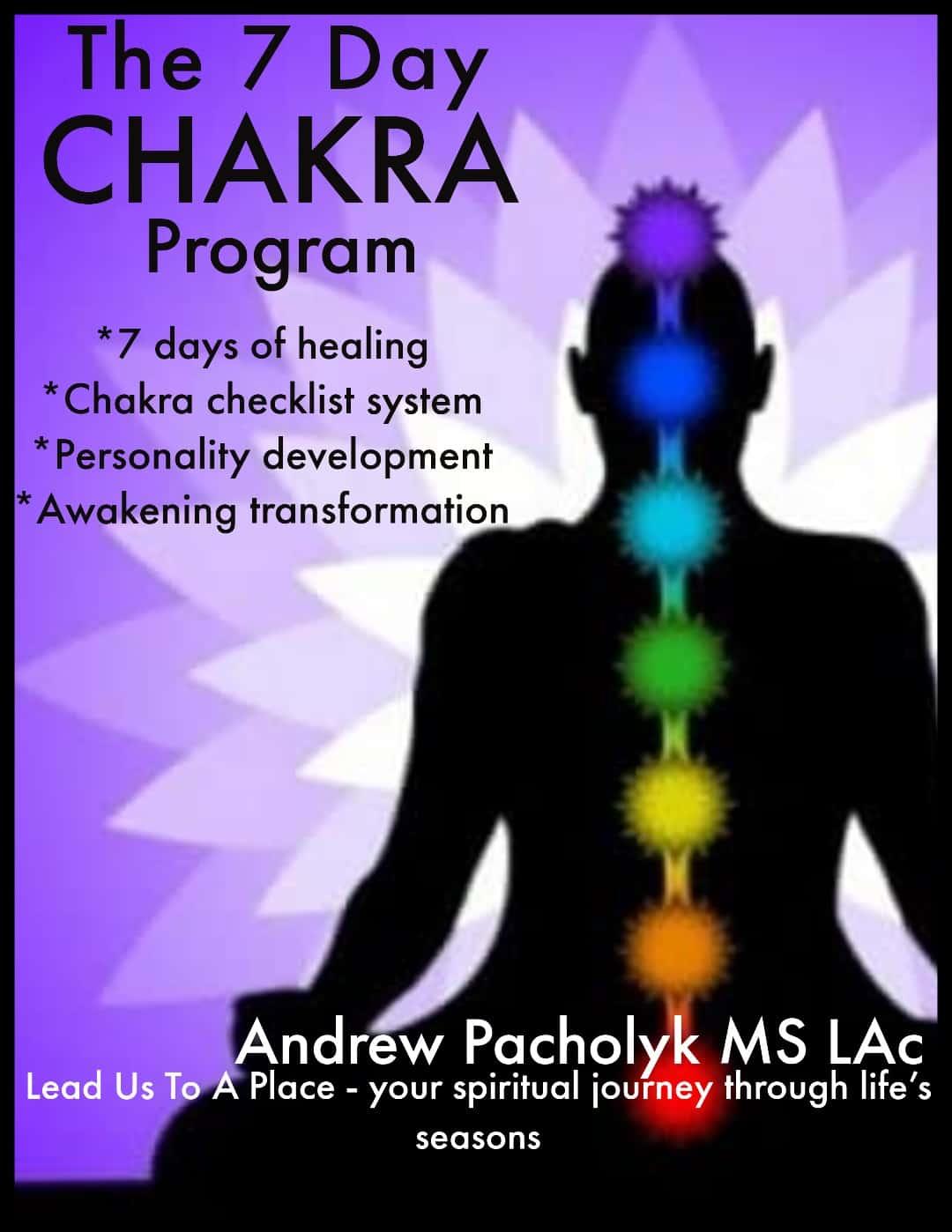 7 Day Chakra Program