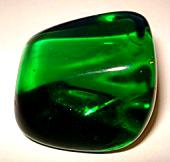 obsidian-green-stone