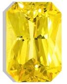 yellow-sapphire-octagon