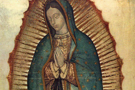 Soul Satisfying Journeys: The Feast of Guadalupe