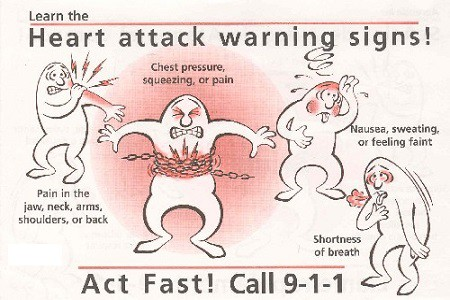 Know CPR and the Signs of a Heart Attack