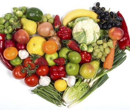 25 Top Heart-Healthy Foods