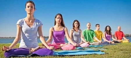 Group Meditation Consciousness