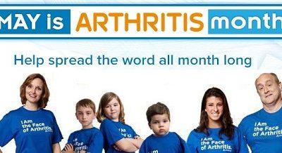 National Arthritis Month