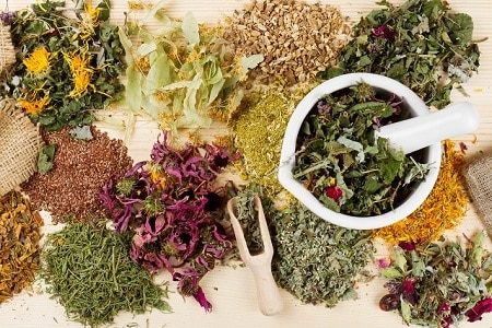 Herbs, Teas, Supplements