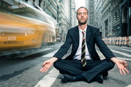 Urban Zen: Meditation In The Big City