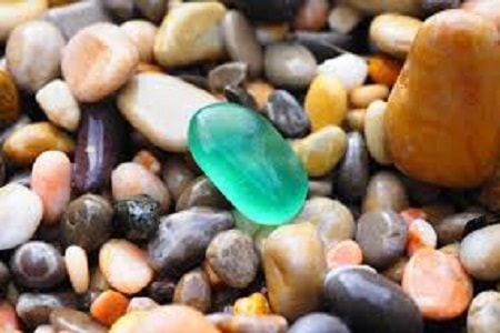 Crystals Associated with the Sea