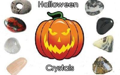 Crystals for Halloween