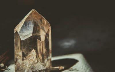 Crystals for Enduring Change