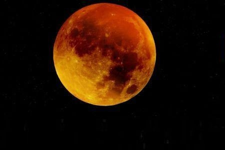 Change and the Full Blood Moon