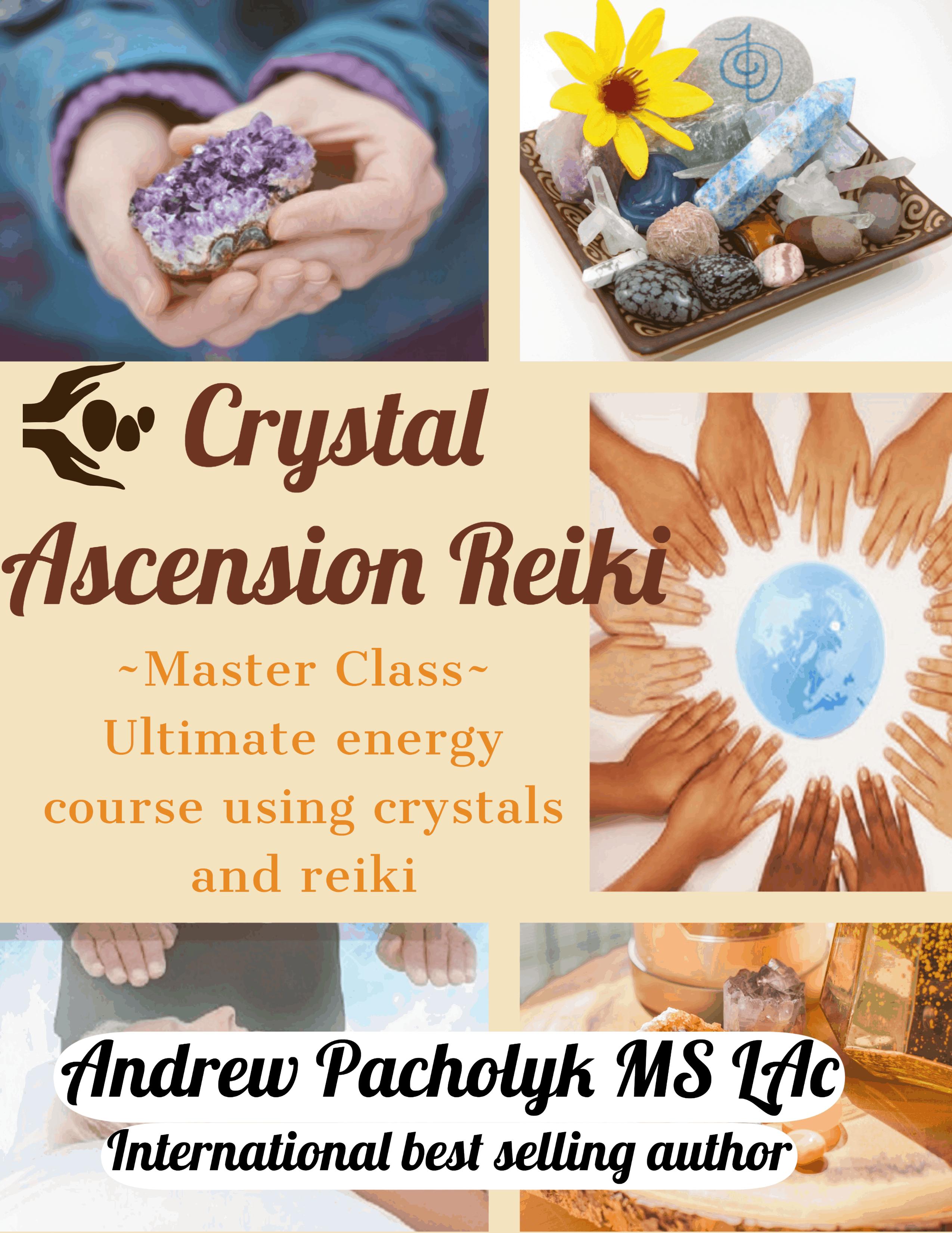 Crystal Ascension Reiki