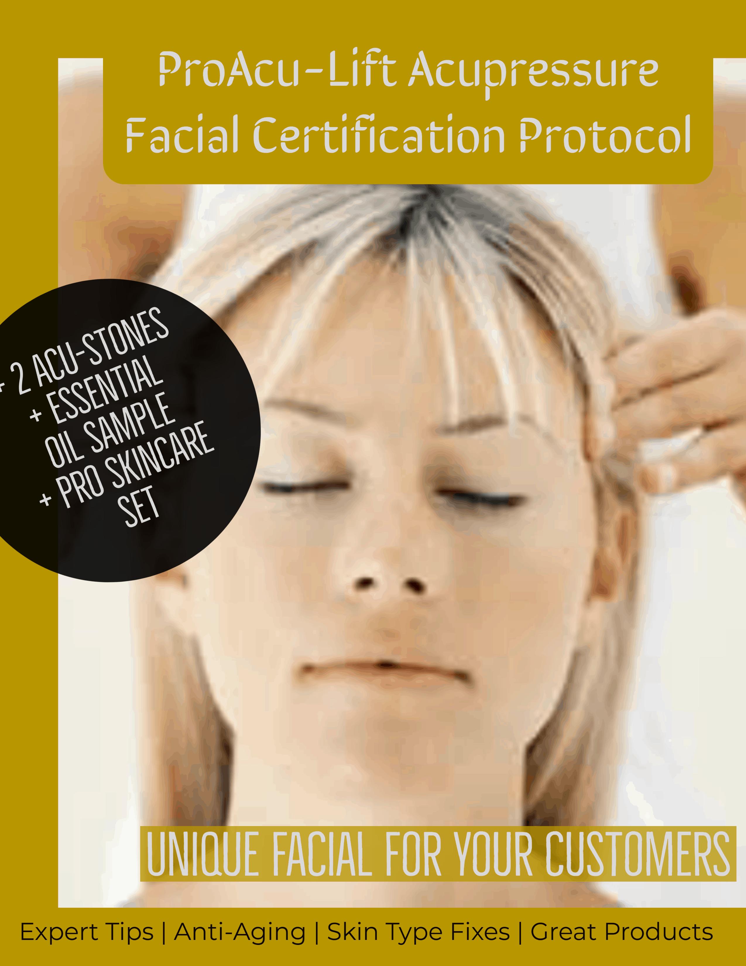 Acupressure Facial