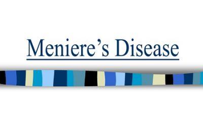 Alternative Answers for Meniere's Disease