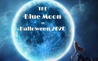 Blue Moon on Halloween 2020